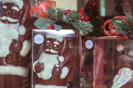 Soggetti in cioccolato